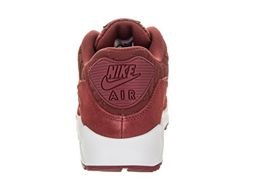 Nike Kvinders Air Max 90 Prem Mørk Cayenne / Mørk Cayenne Løbesko 9 Kvinder Os VaaG7