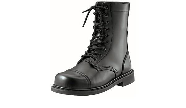 Amazon.com  Army Universe Black GI Style Military Combat Boots 5075 Size  6.5-Regular  Clothing 7e601c1e136