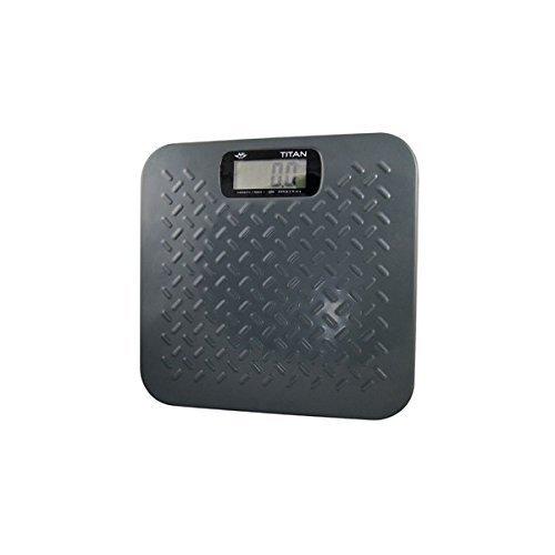 My Weigh Titan Heavy Duty Digital Bathroom Scale With 330# C