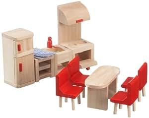 Beeboo 32302 muebles de cocina de madera para for Amazon muebles de cocina
