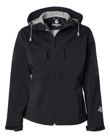 Stormtech Ladies' Epsilon H2XTREME Hooded Softshell Jacket. HS-1W - Medium - (H2xtreme Shell Jacket)