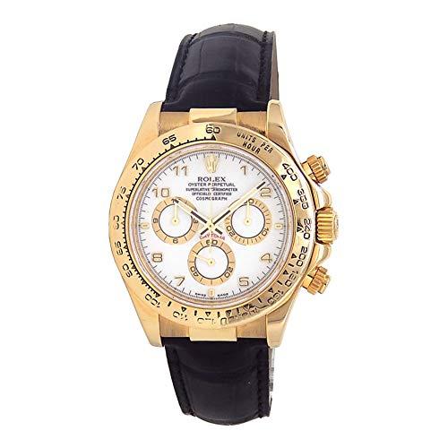 (Rolex Daytona Automatic-self-Wind Male Watch 116518 (Certified Pre-Owned))