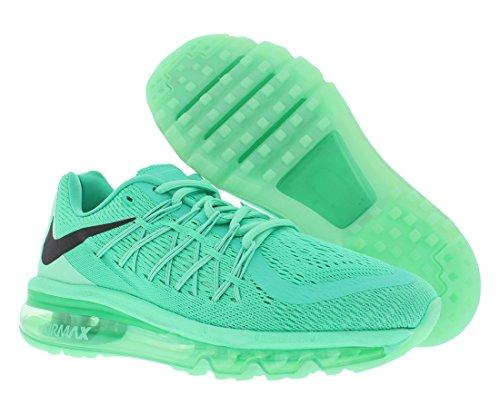 2015 Gr Scarpe Max Verde Wmns Nike Nero sportive Schwarz Donna Air Mint wPItgq4