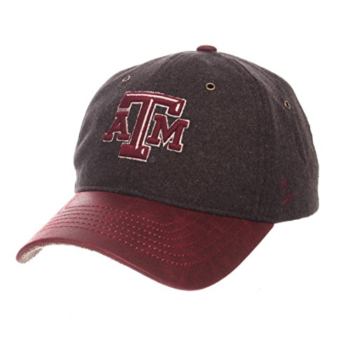 - NCAA Texas A&M Aggies Adult Men Alum Heritage Collection Hat, Adjustable, Heather Gray