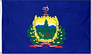 Vermont 3ft x 5ft Polyester Flag 3x5 poly