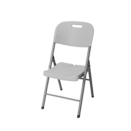 Amazon.com : Makeo New Conference Chair Office Furniture PP+Steel ...