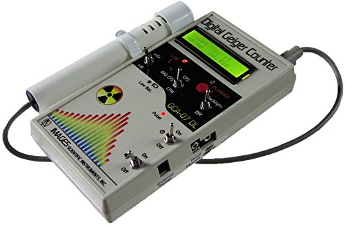 Digital Geiger Counter : Gq gmc e plus vs radiation alert sei inspector reviews