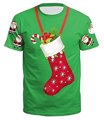 Green Round Neck T-Shirt For Unisex