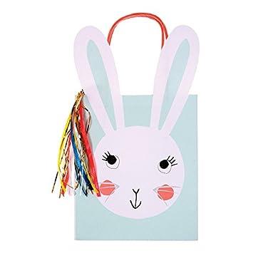 Amazon meri meri easter bunny paper gift bags 8 ct toys games meri meri easter bunny paper gift bags 8 ct negle Gallery