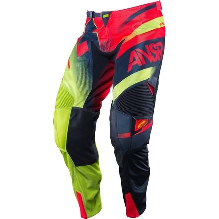 Answer 2016.5 Alpha Air Pants (32) (RED/ACID)