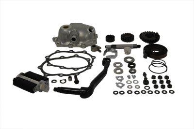Kick Starter Kit w/Pedal & Arm VT 22-1124 Knuckle Pan Shovelhead EL UL FL ()