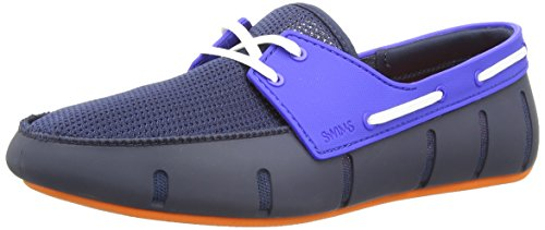 SWIMS Sport Blue SWIMS Mens Loafers Mens Sport Navy fqRa5ww