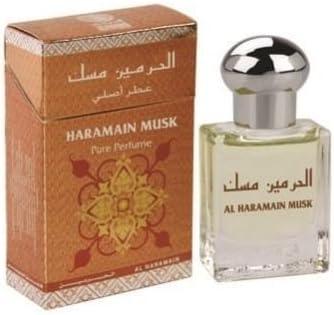 Musk by al Haramain 15ml Oil Based Perfume Misk Attar