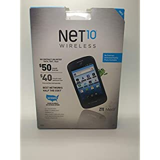 ZTE Merit Z990G Prepaid Android Cell Phone - Straight Talk