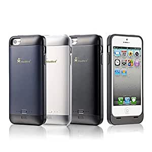 convenient kiwibird KB2000-I5 2500mAh Battery Case for iPhone 5/5S
