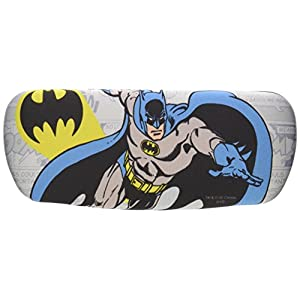 Spoontiques Eyeglass Case, Retro Batman, with Lens Cloth