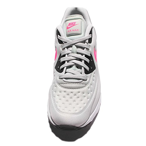 Nike Air Max 90 Ultra Se (Gs), Zapatillas de Running para Mujer Pure Platinum/Hyper Pink-white-black
