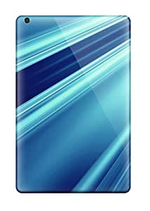 Hard Plastic Ipad Mini/mini 2 Case Back Cover,hot Abstract Blue Case At Perfect Diy