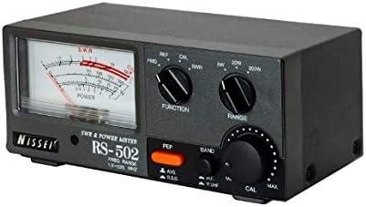 NISSEI RS-502 Testeur dondes stationnaires et watm/ètre