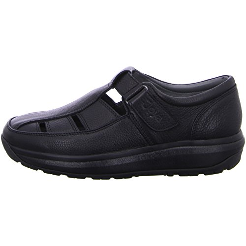Joya FISHERMAN BLACK 092cas Uomo Mocassino Black