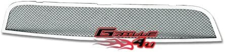 Compatible with 2008-2015 Armada Lower Bumper Stainless Steel Mesh Grille N76508T