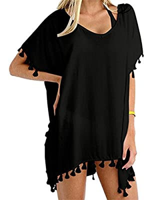 Yincro Womens Swimsuit Cover Ups Beach Bikini Bathing Suit Cover Up