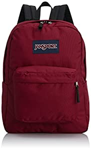JanSport Classic SuperBreak Backpack, Viking Red