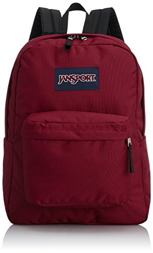 JanSport T501 Superbreak Backpack - Viking Red by JanSport