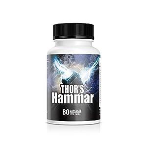 Herbal Veda Thor's Hammer Capsules (60 cp)
