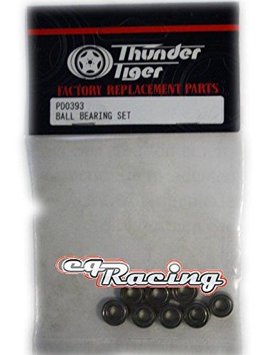 Thunder Tiger Ball Bearing Set PD0393 TRS