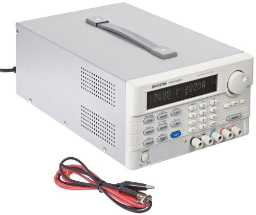 Gpib Power Supply - GW Instek PSM-3004 LCD Display Programmable Dual-Range DC Power Supply, 0-15 Volts, 4 Amps, 120W