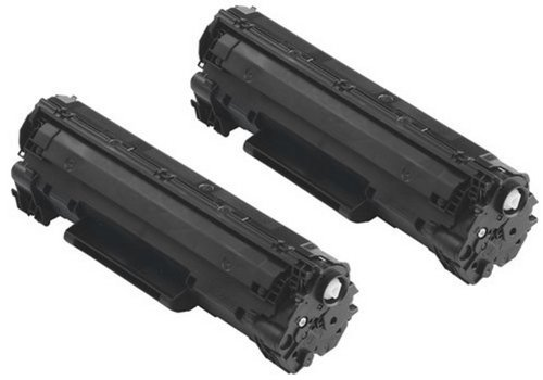 2 Pack Ink4work© Compatible Canon 137 (9435B001) Toner Cartridge Replacement For ImageClass MF212w, MF216n, MF227dw, MF229dw
