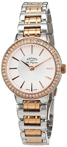 Rotary LB90083-02 Ladies Les Originales Two Tone Watch