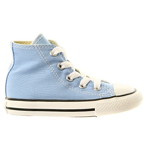 CONVERSE Kid's CT All Star Hi Top Fashion Sneaker Shoe - Blu