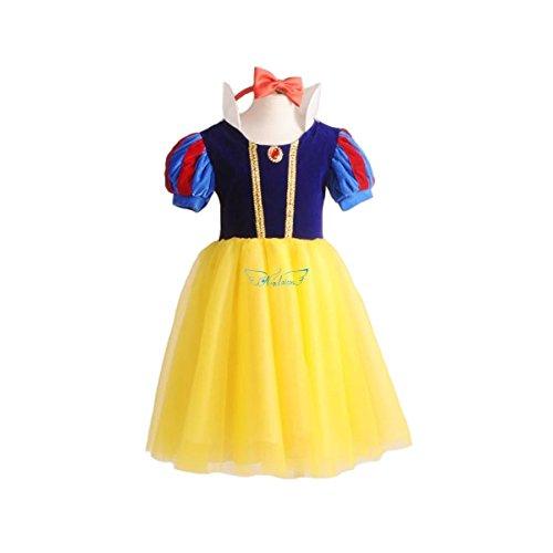 [Angelaicos Womens Princess Costume Dress Cloak Petticoat Adults Kids (M, Kids Size)] (Princess Bride Halloween Costumes)