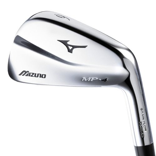 Mizuno Golf MP-4 Club Iron Sets, Steel, 3-PW, Right Hand