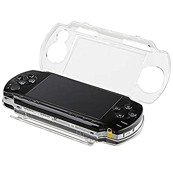 Commonbyte Protector Cover Crystal Clear Plastic Hard Case Shield For Sony Psp 1000 0