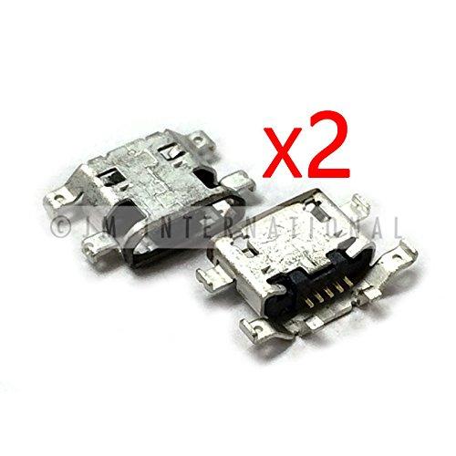 orola Moto G4 XT1625 XT1622 XT1620 USB Charger Charging Port Dock Connector USB Port Replacement Part USA Seller ()