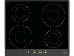 Smeg pi764ao hobs placa integrado induci n el ctrica for Placa ceramica calefaccion electrica