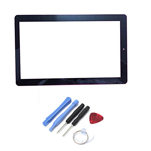 "RCA PRO10 Edition RCT6203W46 10"" Tablet PC Digitizer Touch Screen New Replacement"