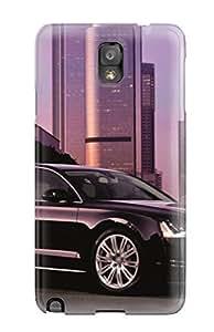 Galaxy High Quality Tpu Case/ Audi A8 17 APZLdVA6169UOcsr Case Cover For Galaxy Note 3