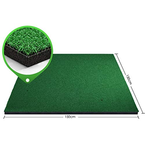 DQMSB Golf Mats, Special Pads for Driving Range, Non-Slip Professional Ball Mats Exercise mats