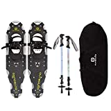 OUTBOUND Snowshoes Kit | Lightweight Aluminum