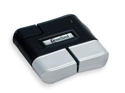 - Connectland CL-U2ROBHUB-4 Futuristic Robot Style 4 Ports USB v2.0 HUB
