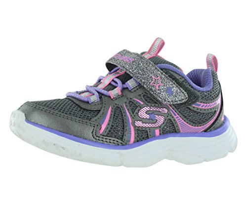 UPC 888222472023, Skechers Infant/Toddler Girls' Ecstatix Wunderspark,Silver,US 7 M
