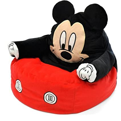 Mickey Mouse Character Figural Toddler Bean Chair Disney WK319164