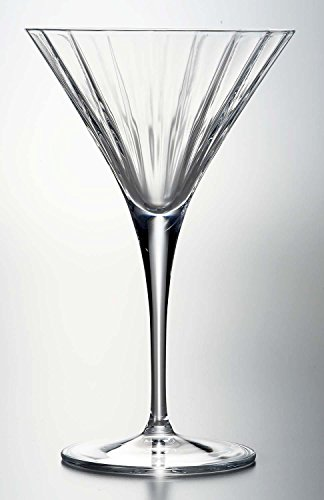 Luigi Bormioli Bach Martini Glasses, 8.75 oz, Set of 4 by Luigi Bormioli (Image #3)