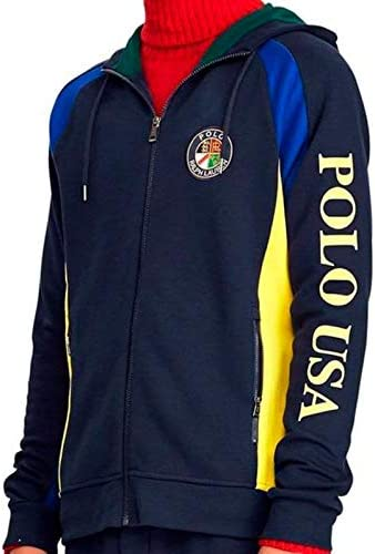 Chaqueta Polo RALPH LAUREN Athletic Navy S Azul: Amazon.es ...