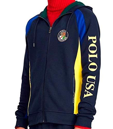Chaqueta Polo RALPH LAUREN Athletic Navy M Azul: Amazon.es ...
