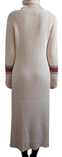 erdbeerloft - Vestido - Opaco - para mujer Beige